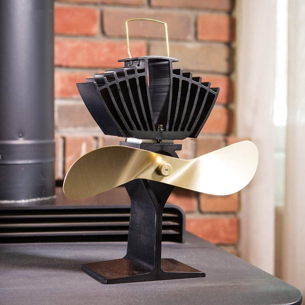 Improve The Effectiveness Of Your Wood Stove And Greatly Increase Your Comfort Level The No Fuss Operation Of Our Heat Powered Stove Fans Makes It Not Stove Fan