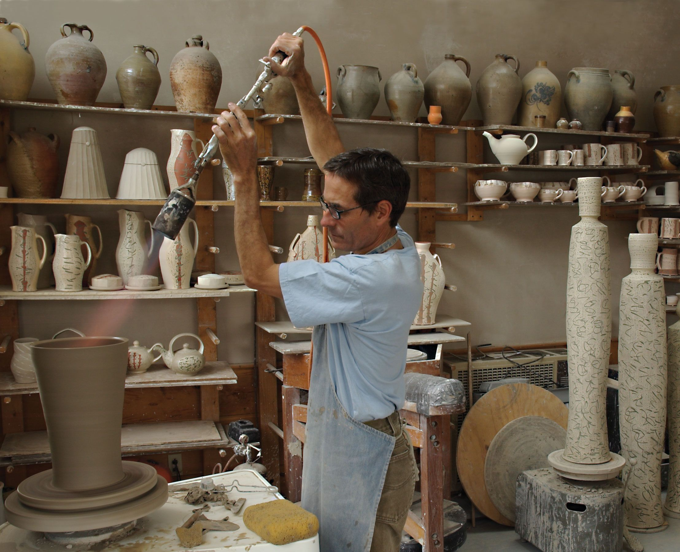 Pin by Bill Moser on Pottery-Potters/Ceramic Artist III