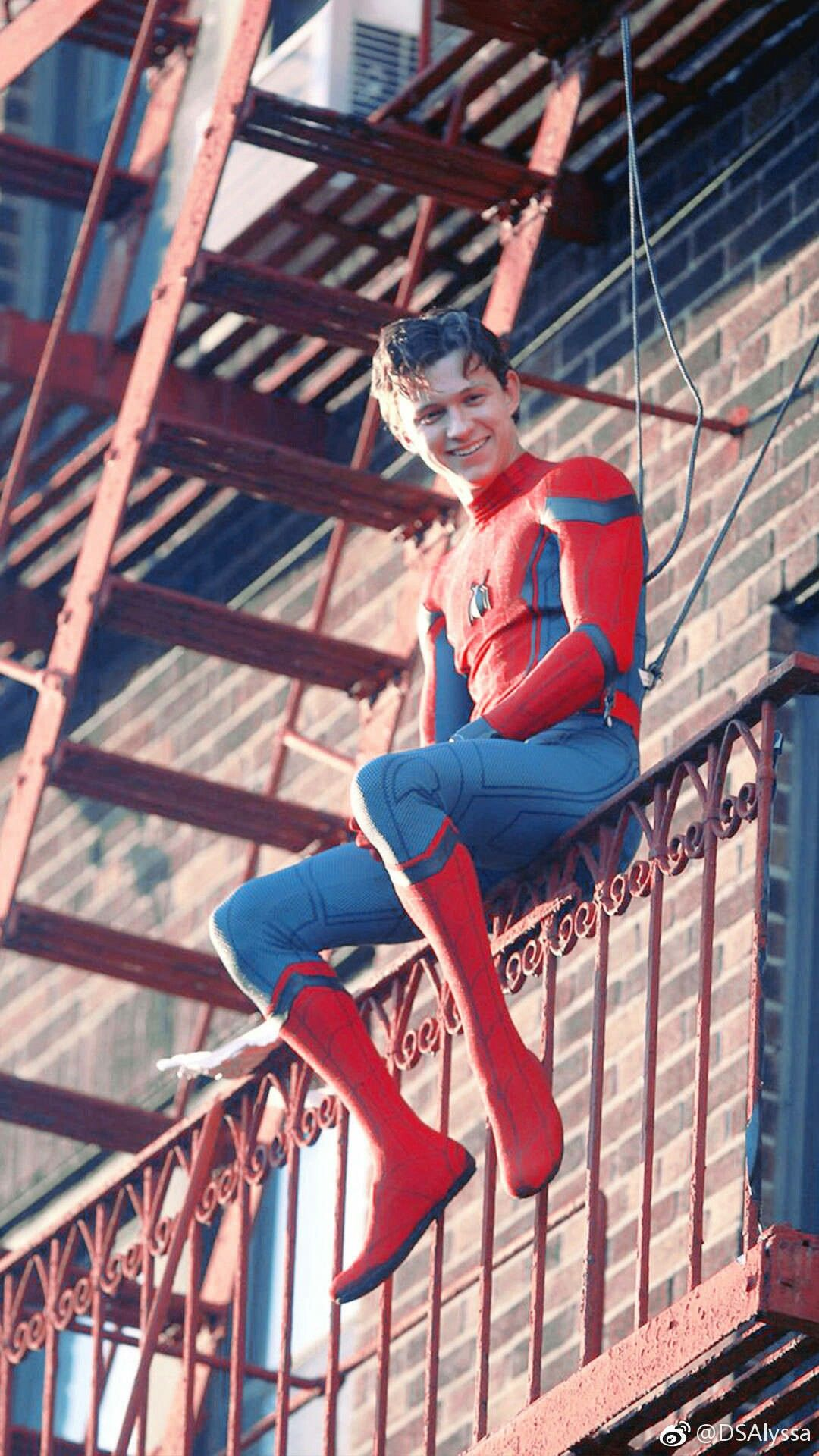 Great Full Spiderman Homecoming Tom Holland Tom Holland Peter