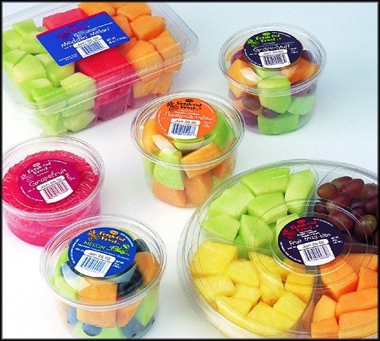 Fresh Fruit Convenience | Package Design - Flipside Design