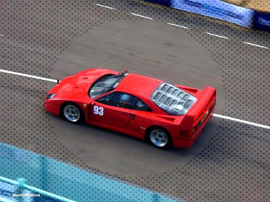 Oram - Ferrari F40ByBen -Robert Oram - Ferrari F40ByBen -  Mobile Legends Cheats Unbegrenzt