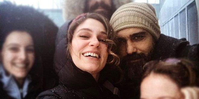 Farah Zeynep Abdullah S Boyfriend Turkish Celebrity News Farah Fun At Work Celebrity News