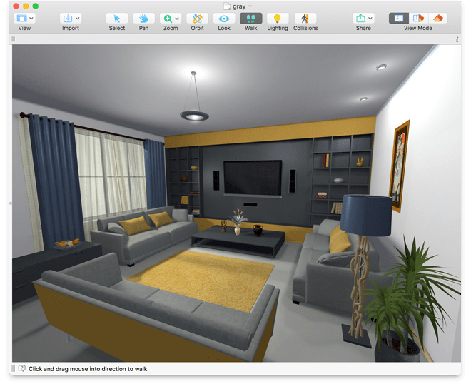 Advanced Rendering Will Make Your Room Look Slick And Elegant