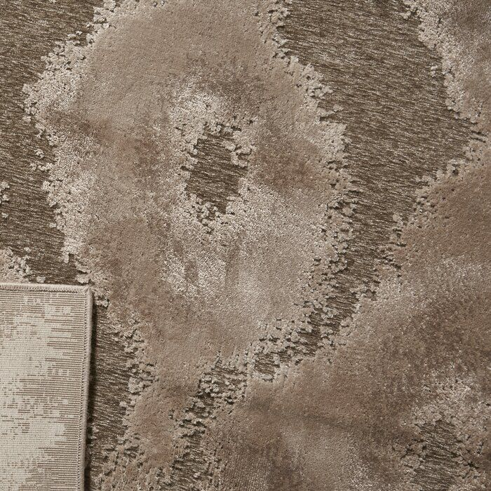Best Ledesma Abstract Pewter Area Rug Area Rugs 400 x 300