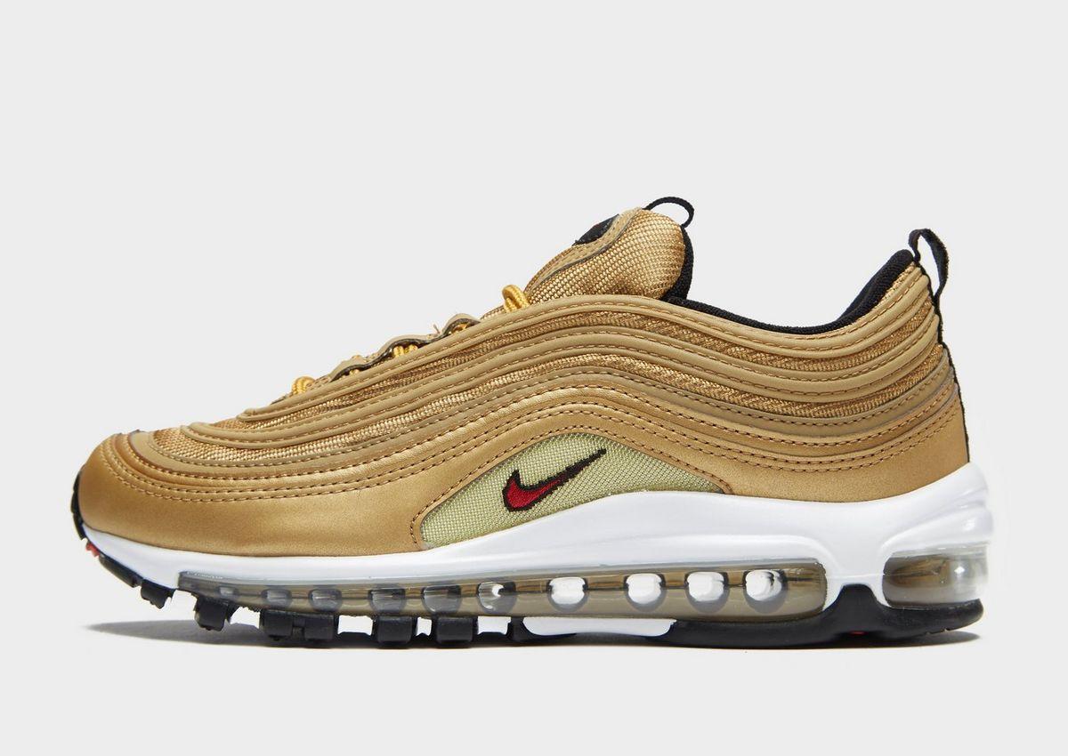 Nike Air Max 97 OG Women's | Nike air max, Nike gold, Air max
