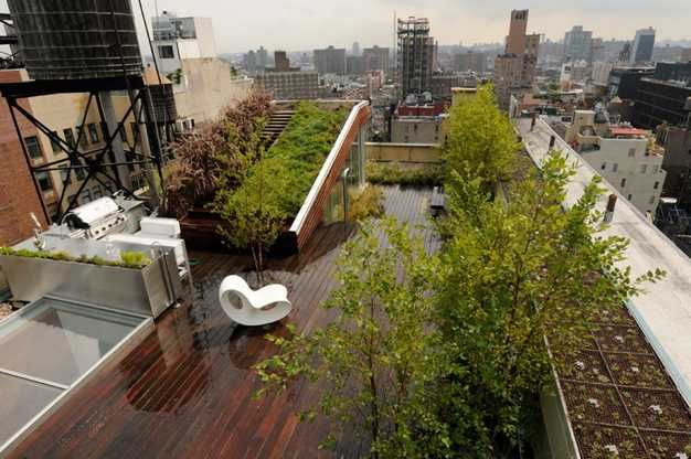 25 Beautiful Rooftop Garden Designs To Get Inspired Roof Design Green Roof System Garden Design