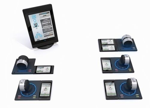 Wartsila Propulsion Control System Red Dot Best Of The Best Innovative User Interface For Ships Jury Statement Red Dots Tech Design Touch Screen Interface