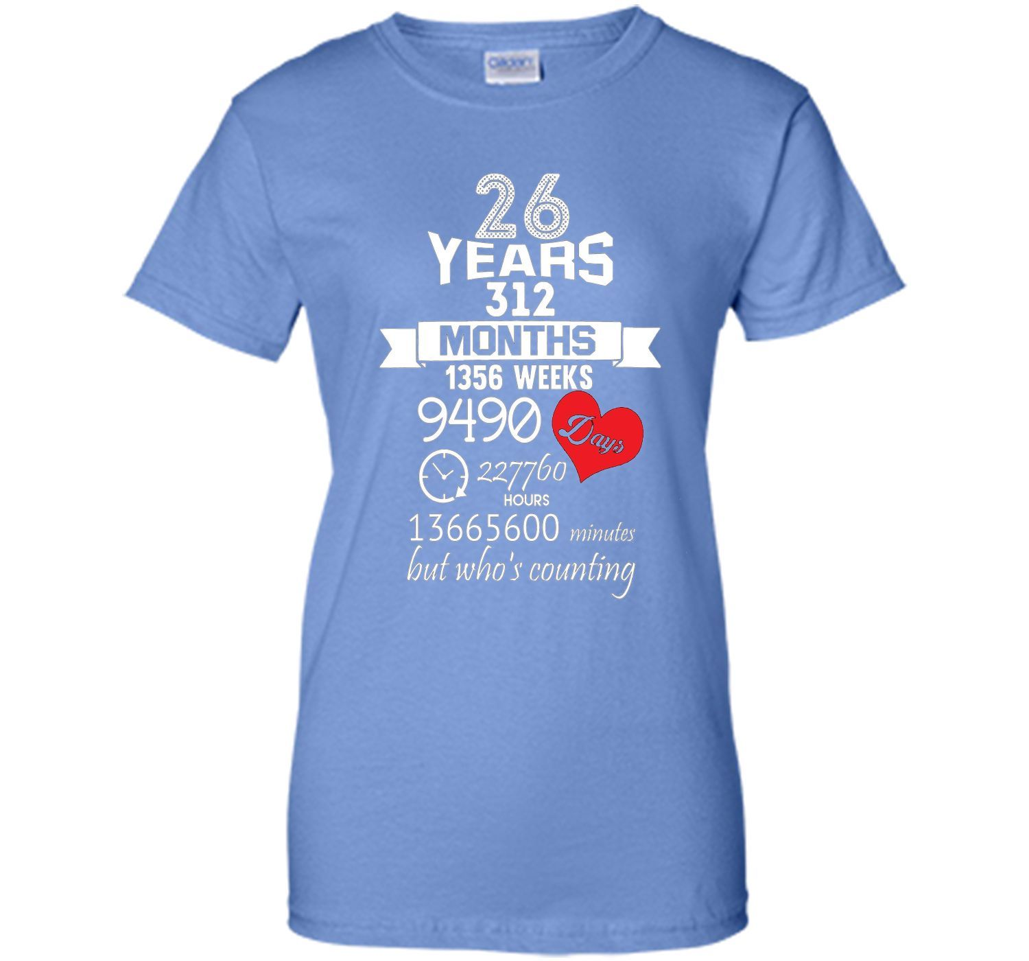 Anniversary Gift 26th 26 Years Wedding Marriage Ideas Products