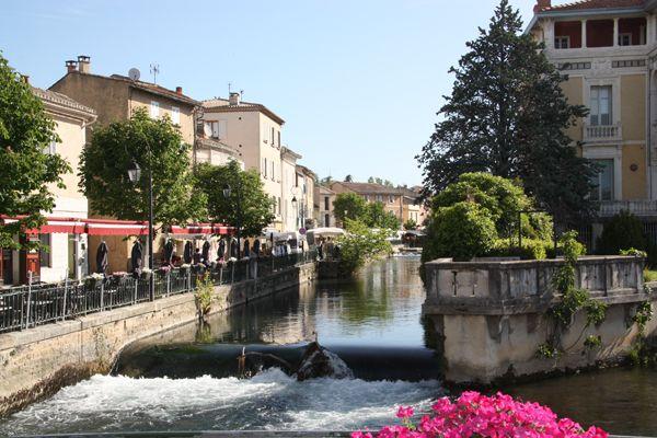 Ille La Sorgue France Olive Tapenade Tapenade Provence