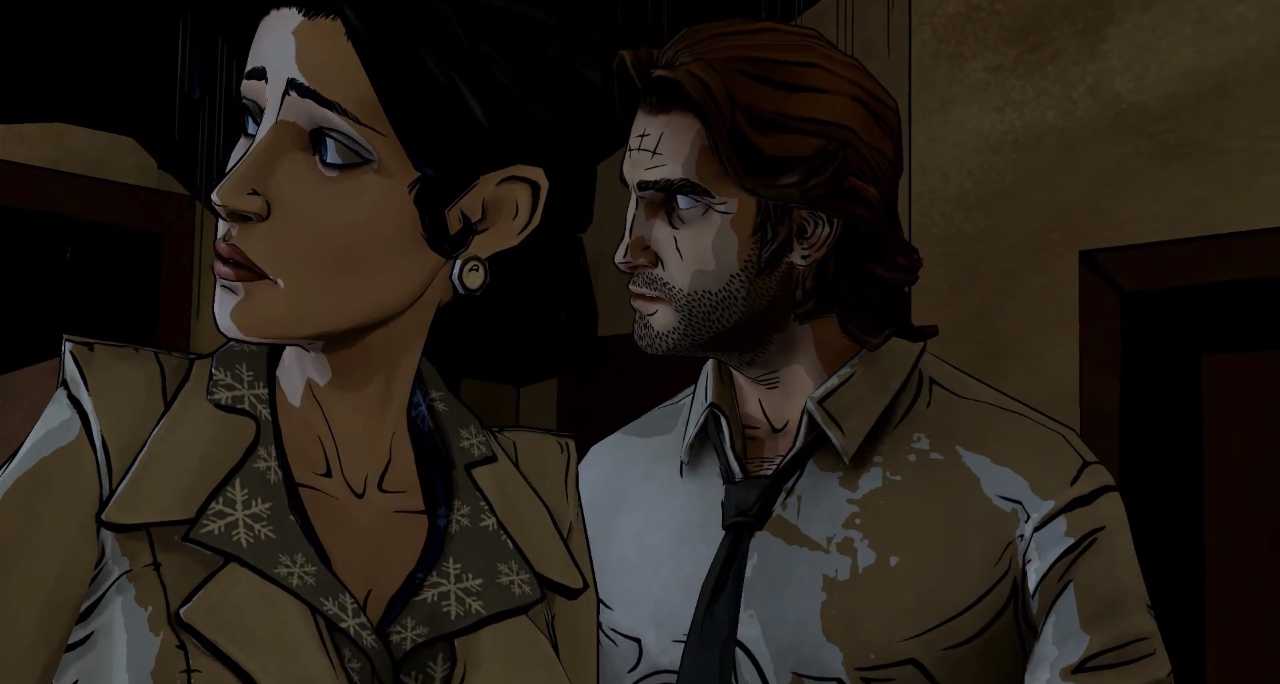 The Wolf Among Us Snow White