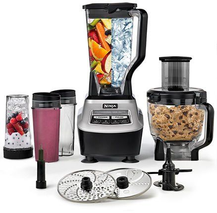 Ninja Mega Kitchen System 1500 Food Processor Blender BL773CO Ninja ...
