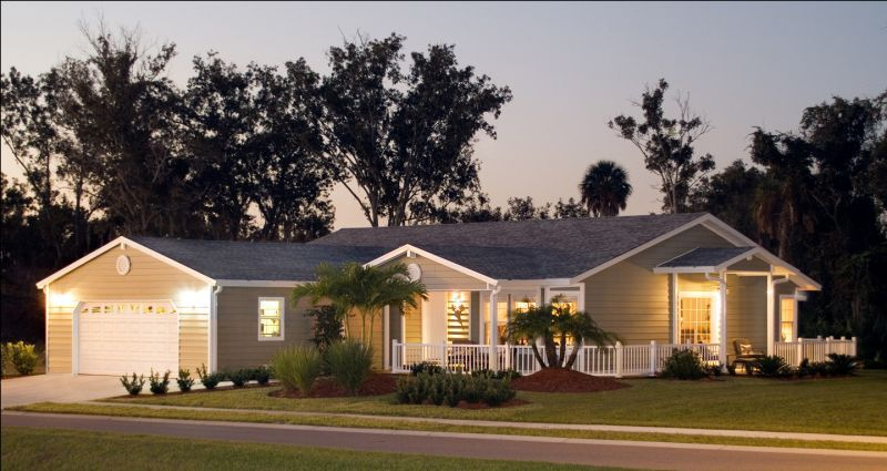 There are many options and floor plans available when - Average cost of modular home ...