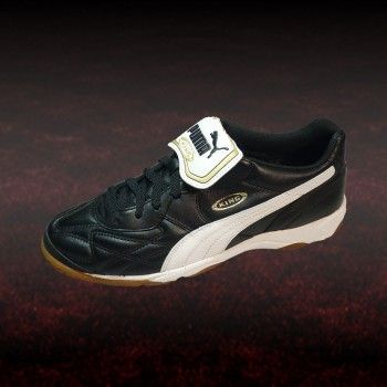 Puma King Indoor It Hallenschuh Herren Schwarz