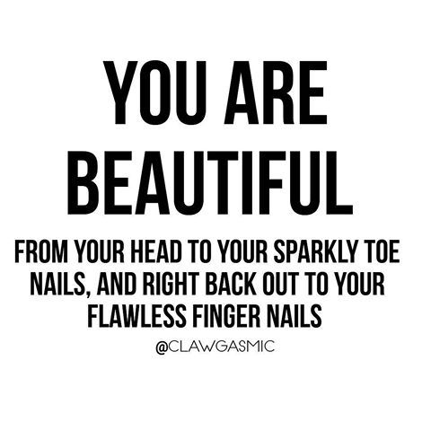 nail technician quotes and memes