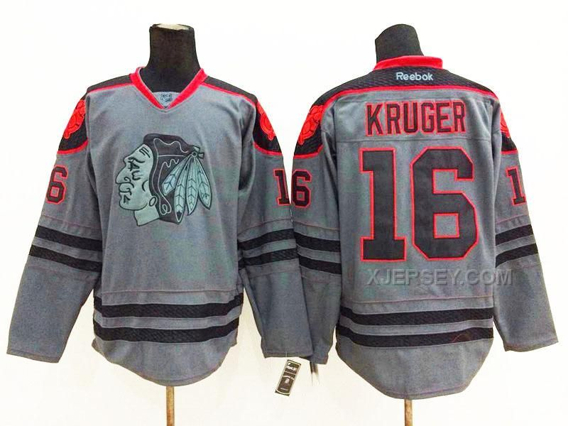 http://www.xjersey.com/blackhawks-16-kruger-charcoal-cross-check-premier-fashion-jerseys.html Only$50.00 BLACK#HAWKS 16 KRUGER CHARCOAL CROSS CHECK PREMIER FASHION JERSEYS Free Shipping!