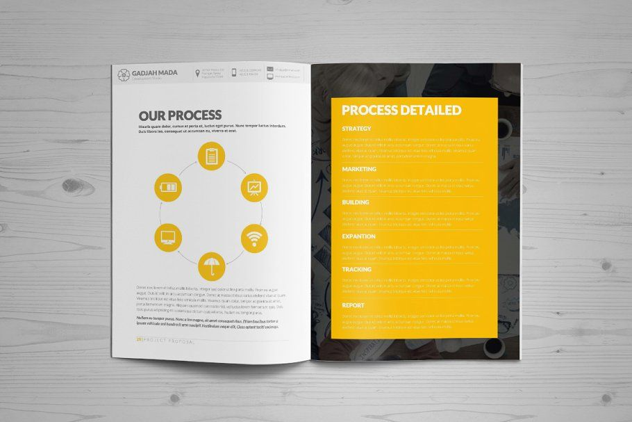 Proposal Template Template Proposal Templates Stationery Website