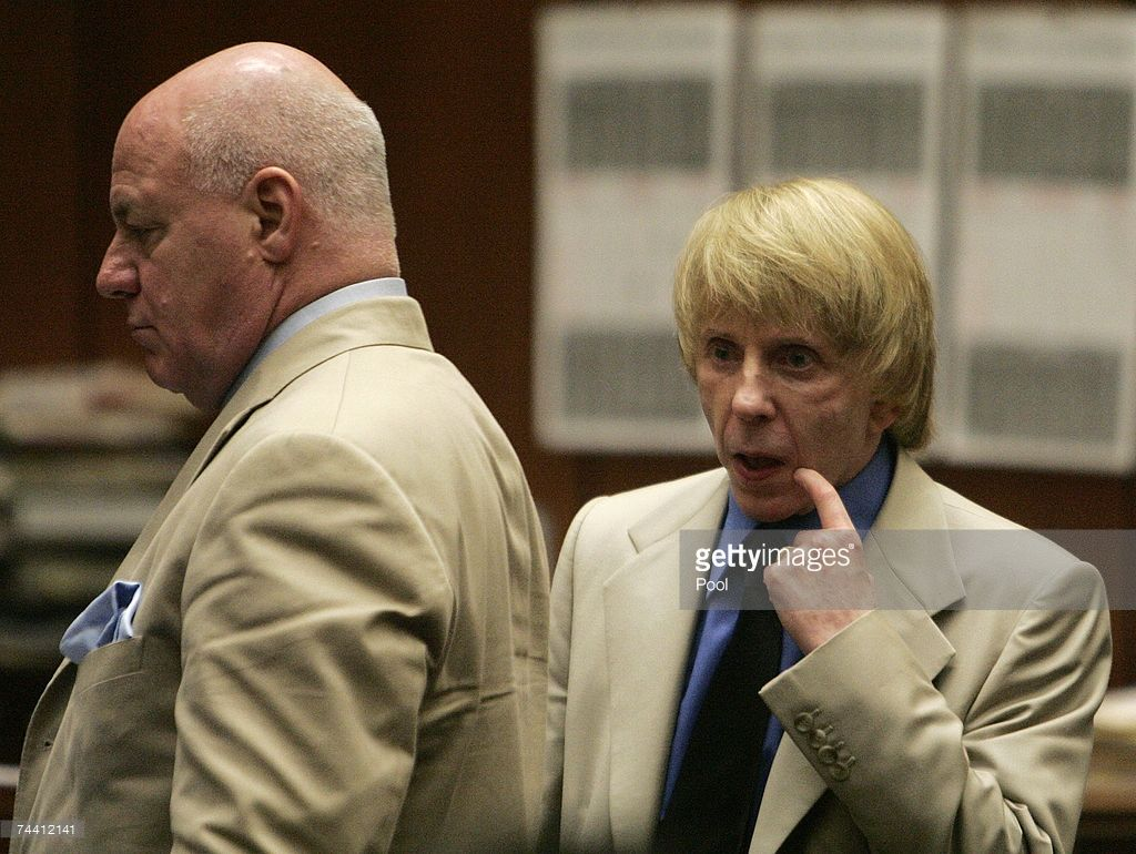 Phil spector murder trial now mostly about fingernails - 2019 year