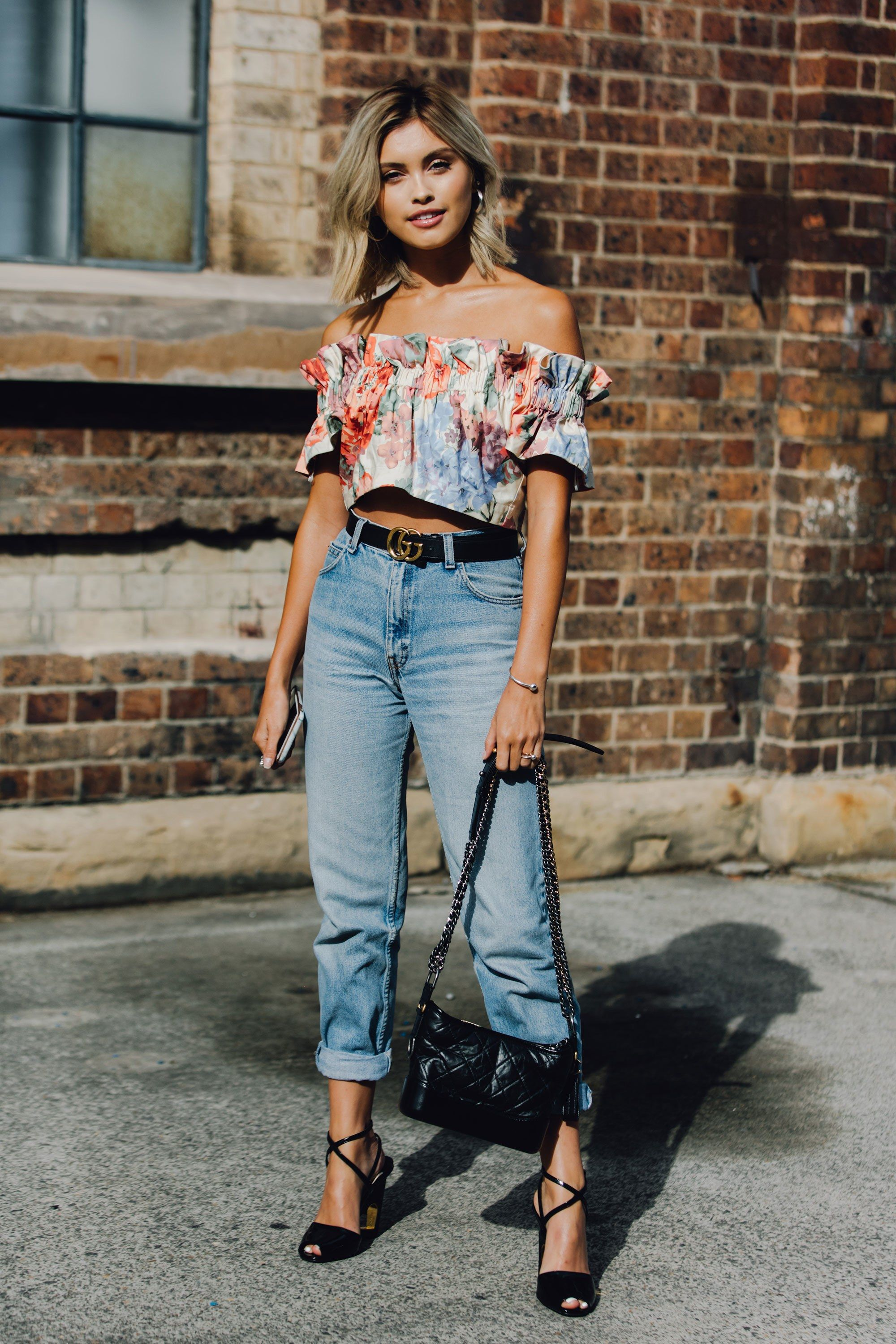 The Best Street Style From Australian Fashion Week 2017 Pinterest Georgia Fashion Weeks And