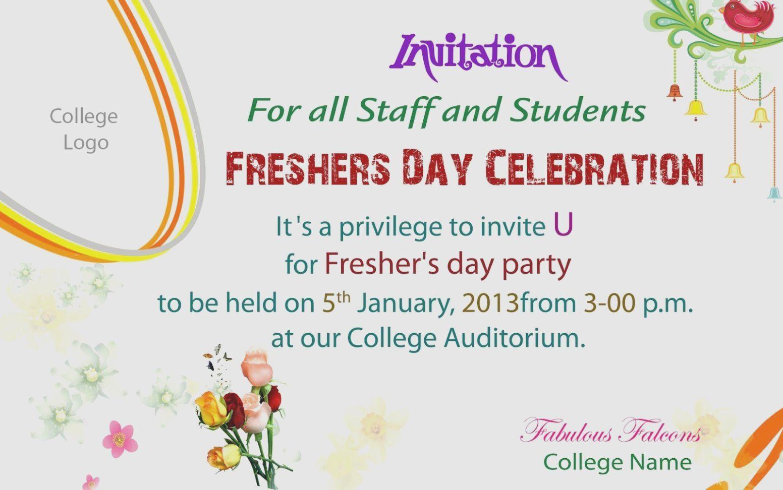 8 Quotation For Farewell Invitation Card Farewell Party Invitations Freshers Party Farewell Invitation Card
