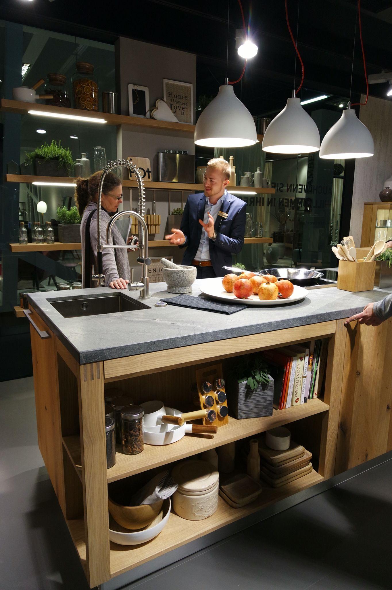 Kuche Von Team 7 Industrial Kitchen Ideas Pinterest Industrial