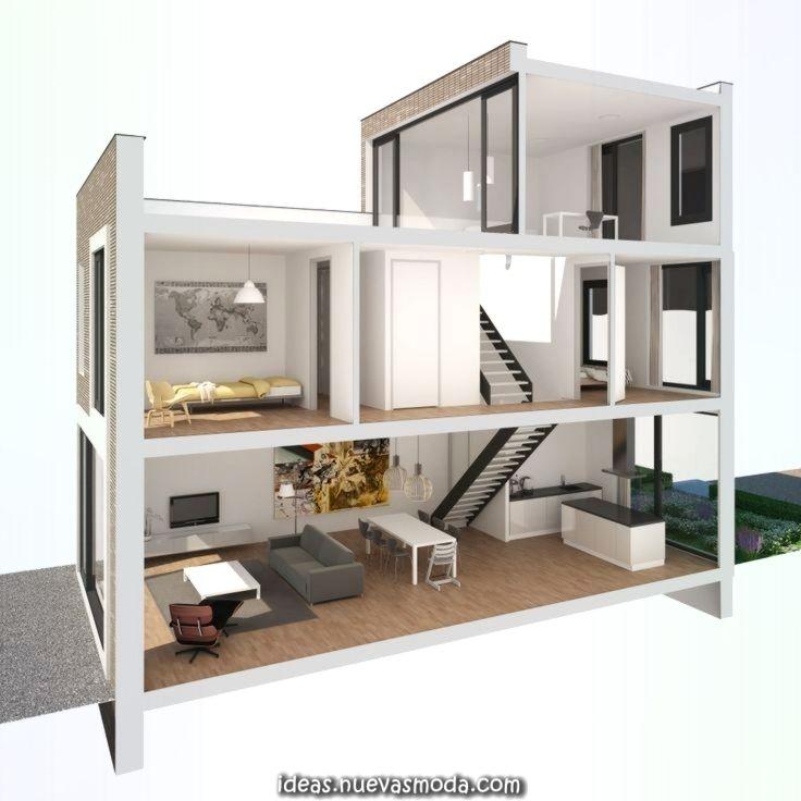 Impresionante Casa De Bricolaje Architecture House Tiny House Design Sims House