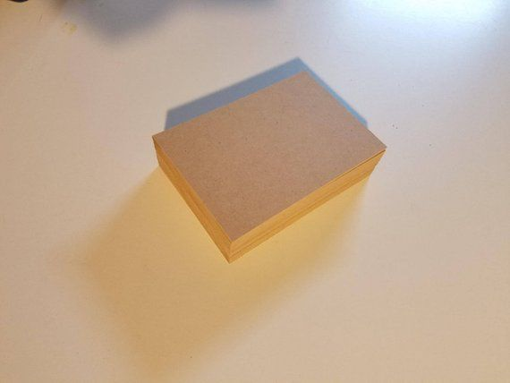 1 8 Mdf 5x7 13 Sheets Medium Density Fiberboard Laser Engraving Wood Crafts Craft Supplies
