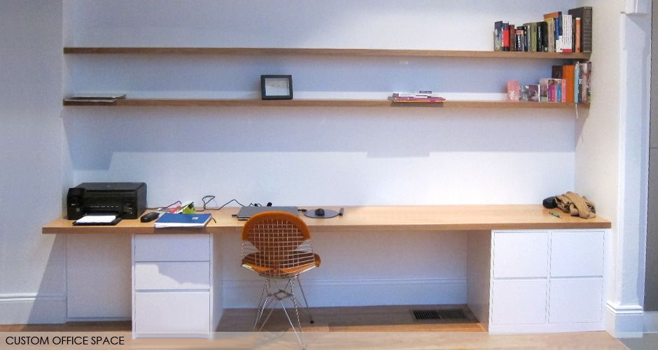 Custom Office Desk Designs 1000 Images About Home On Pinterest Spaces Wall D In Decorating Ideas