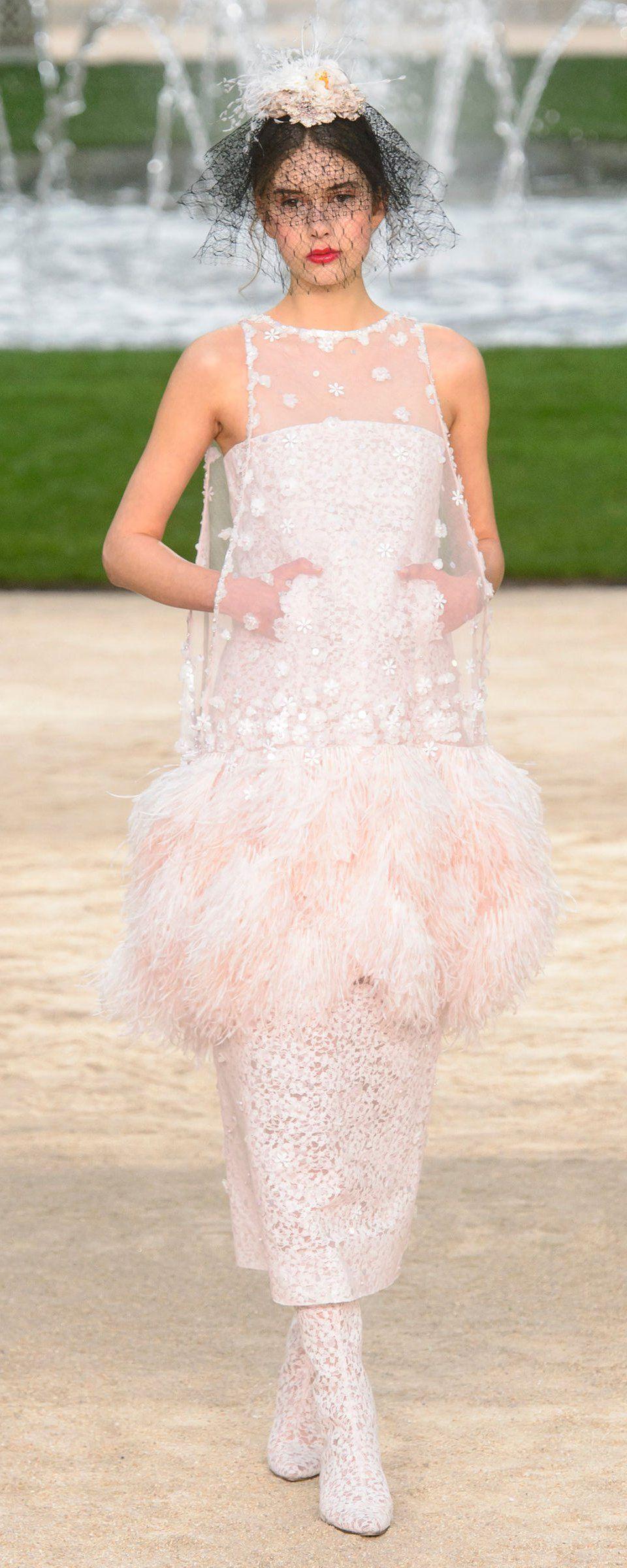 Chanel springsummer couture chanel spring spring summer