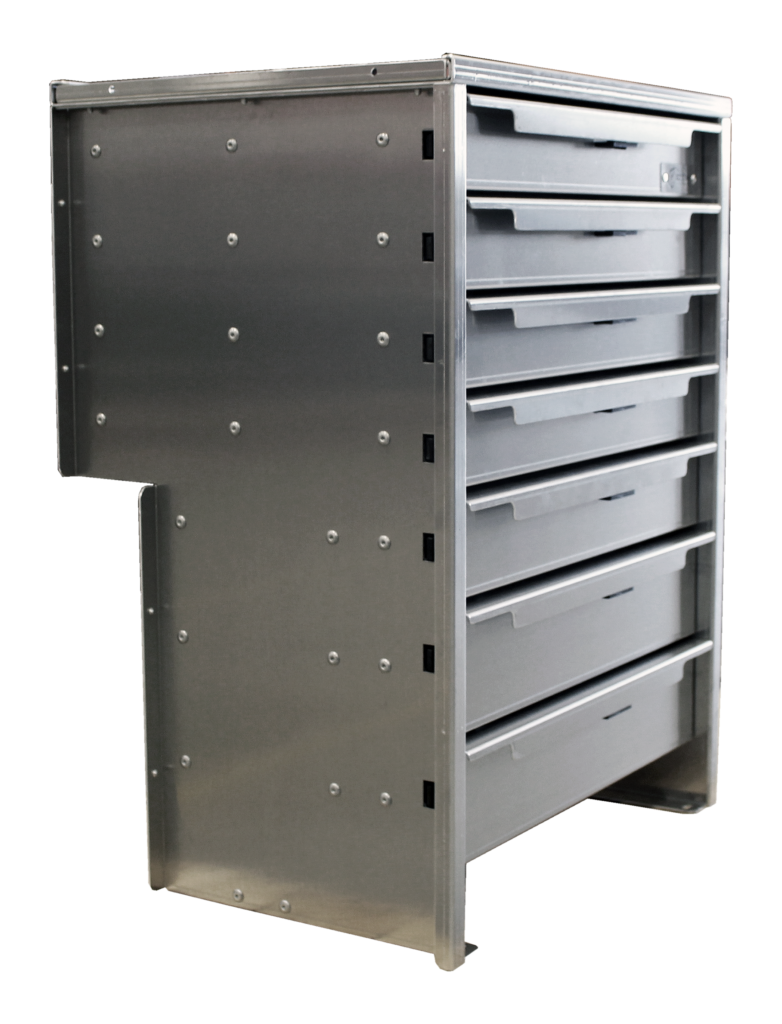Ez Stak Service Body Drawers Are Tough And Durable To Organize All Of Your Parts And Tools Ez Stak Service Body In 2020 Mechanics Service Truck Truck Storage Drawers
