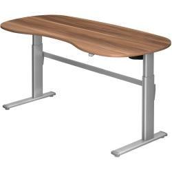 Photo of Desks kidney shape