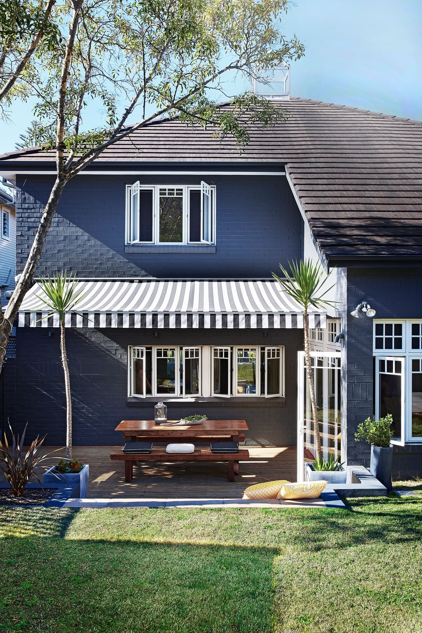 Victorian house colorful interiors for a classy exterior south yarra - Modern Hamptons Style Home In Sydney