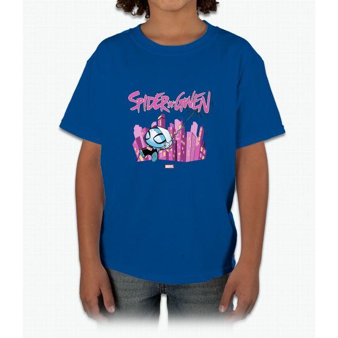 Chibi Spider-gwen Young T-Shirt