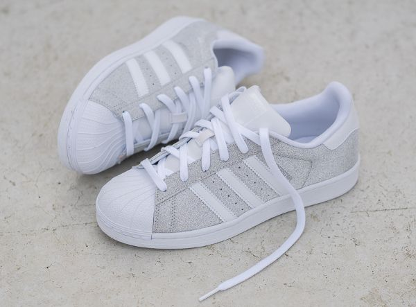 adidas superstar paillette, Adidas originals rose robe en