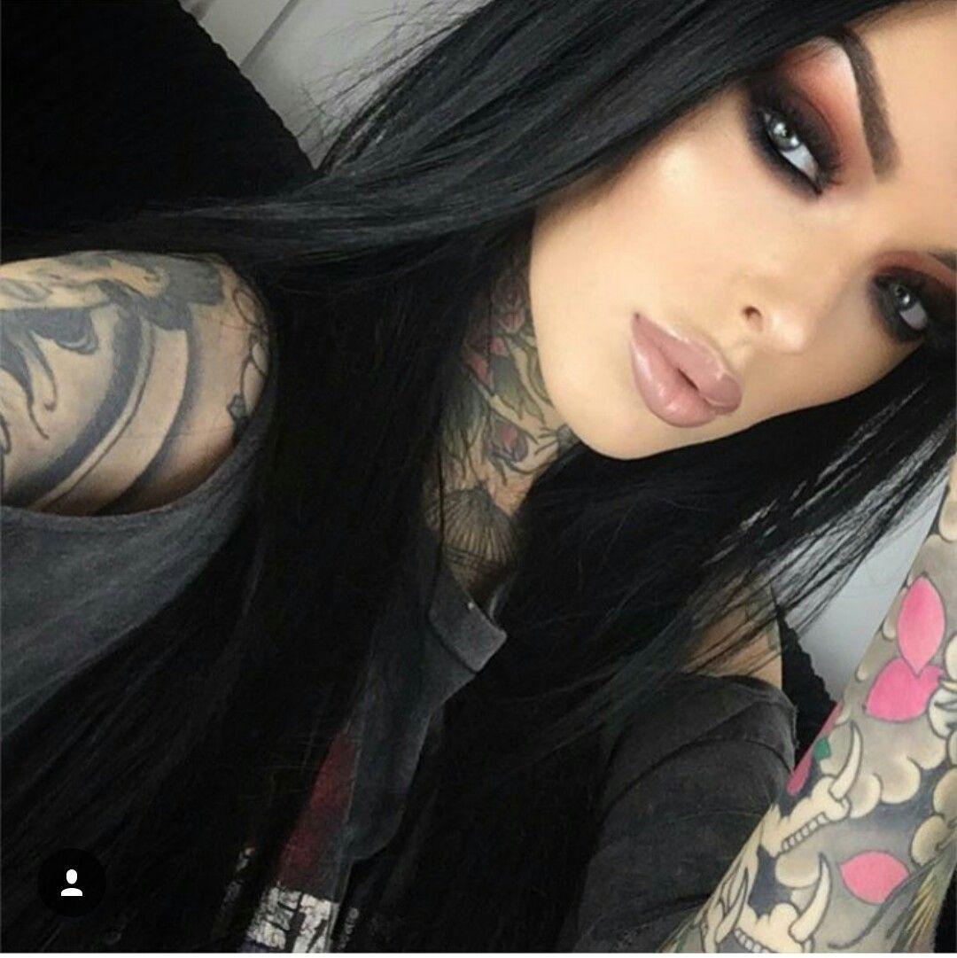 Beautiful bold smokey eye with a nude lip eye makeup pinterest