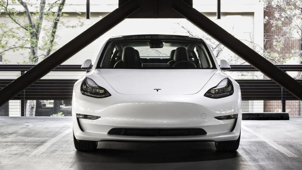 Tesla Model 3 Bags Five Stars In The Euro Ncap Crash Test Tesla Model Tesla Model