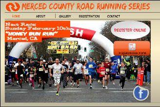 Merced County Road Running Series - Honey Bun Run 10K | Races | Road