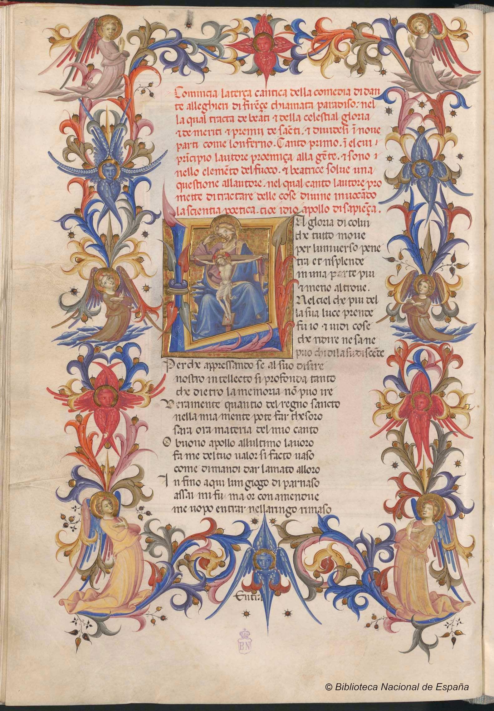 La Divina Commedia Libros De Arte Libro De Artista Arte Y Literatura