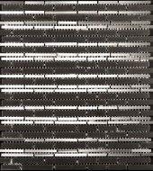 Condo Series Designer Glass and Steel Metal Random Mosaic Tile