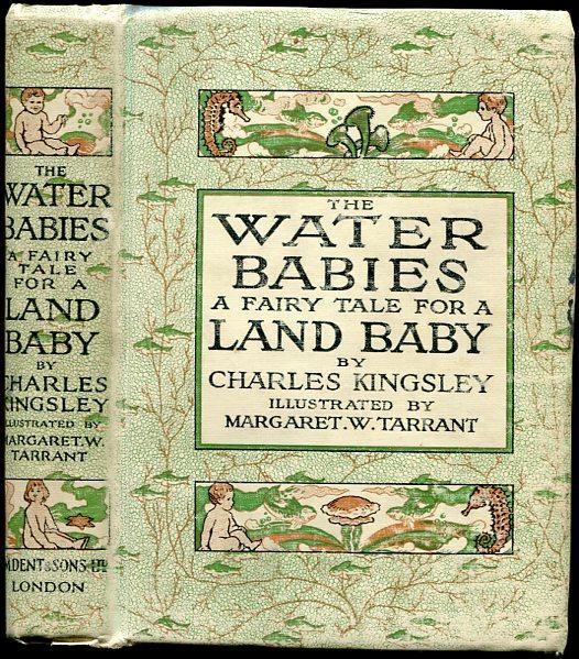 The Water Babies A Fairy Tale For A Land Baby Children S