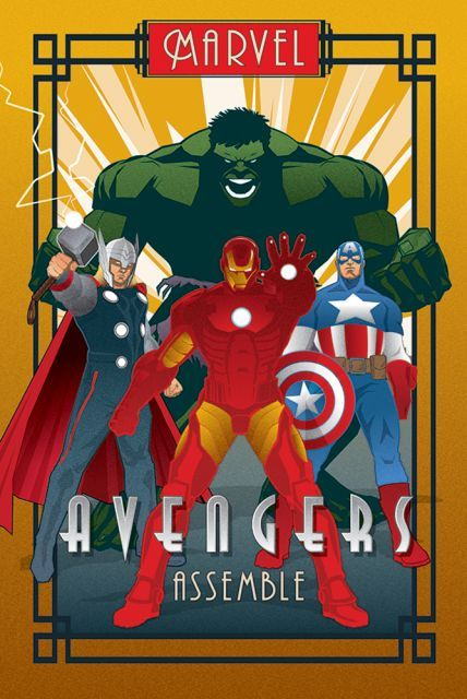 Marvel Deco Avengers Grupa Plakat 61x91 5 Cm Gdzie Kupic Eplakaty Pl Avengers Marvel Plakat