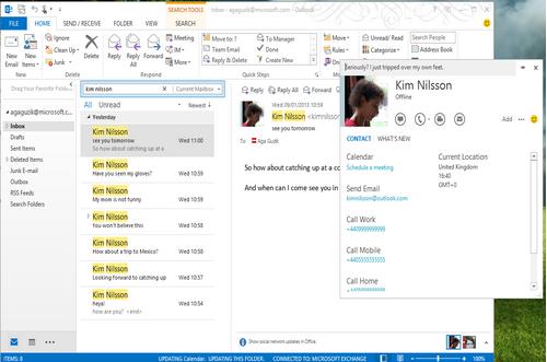 Microsoft Updates Skype For Windows With Outlook Integration Microsoft Update Microsoft Outlook Mac Desktop