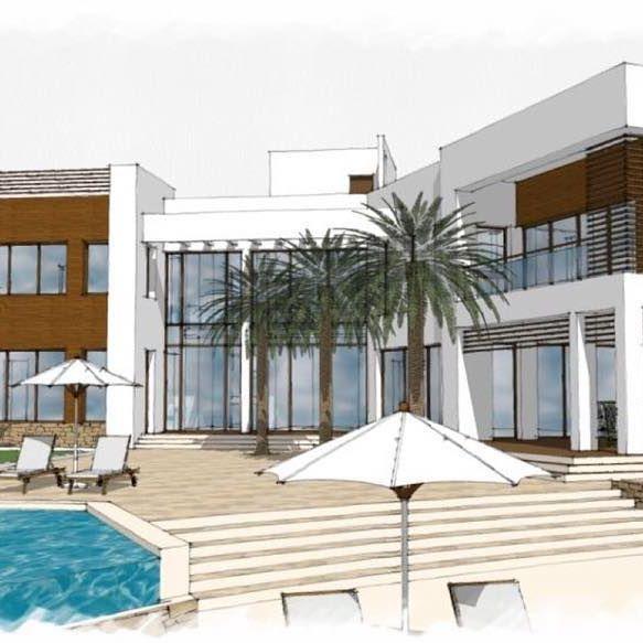 Beach House Conceptual Design #weconcept #beach #house #modern #design  #architecture