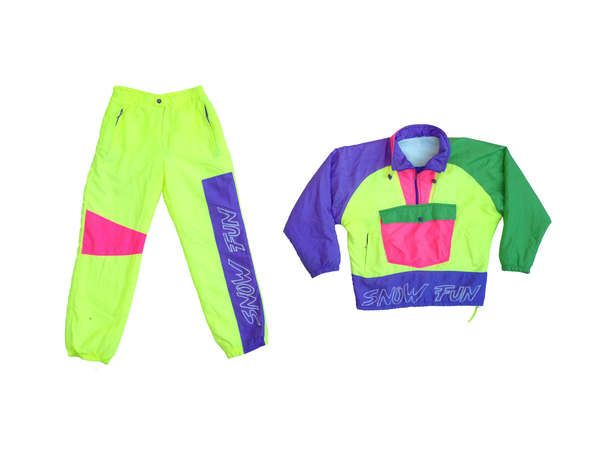 Image result for neon clothes