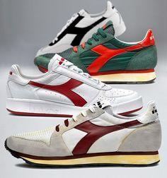 promo code c3b0d 2e42c Vintage Diadora - 1970s - Sneakers