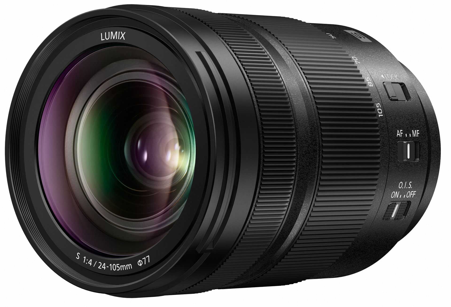 Panasonic confirms Sseries lens triplet for Lumix S1R and