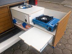 vw t4 t5 t6 transporter caravelle wohnmobil camper campingbus ausbau selber selbstausbau k che. Black Bedroom Furniture Sets. Home Design Ideas
