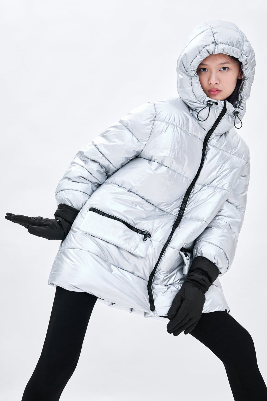 5e5fd4a1f LIMITED EDITION SORONA ® DUPONT™ PUFFER JACKET | s t y l e | Puffer ...