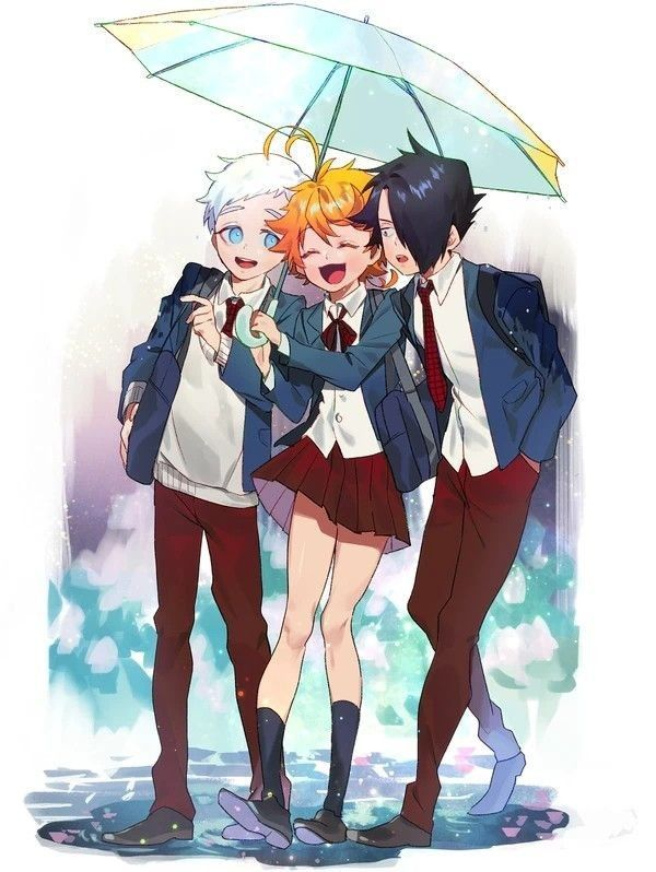 Photos The Promised Neverland
