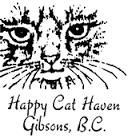 Happy Cat Haven in Gibsons, British Columbia http//www