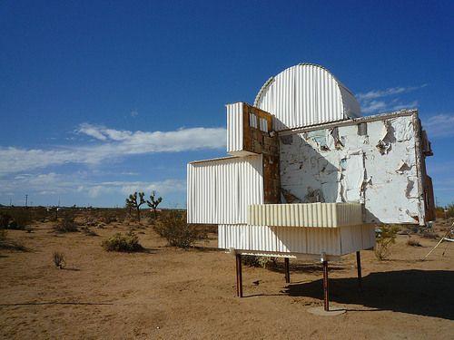 Noah Purifoy's Outdoor Desert Art Museum | Atlas Obscura